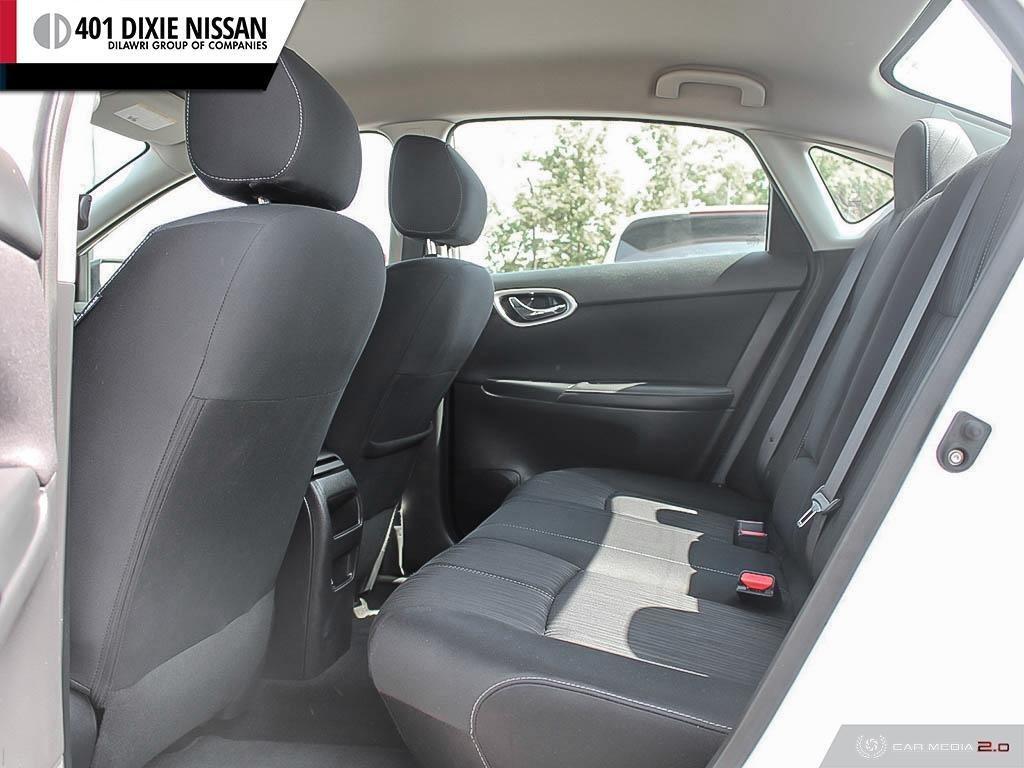2016 Nissan Sentra 1.8 SV CVT in Mississauga, Ontario - 24 - w1024h768px