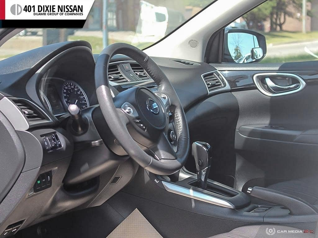2016 Nissan Sentra 1.8 SV CVT in Mississauga, Ontario - 13 - w1024h768px