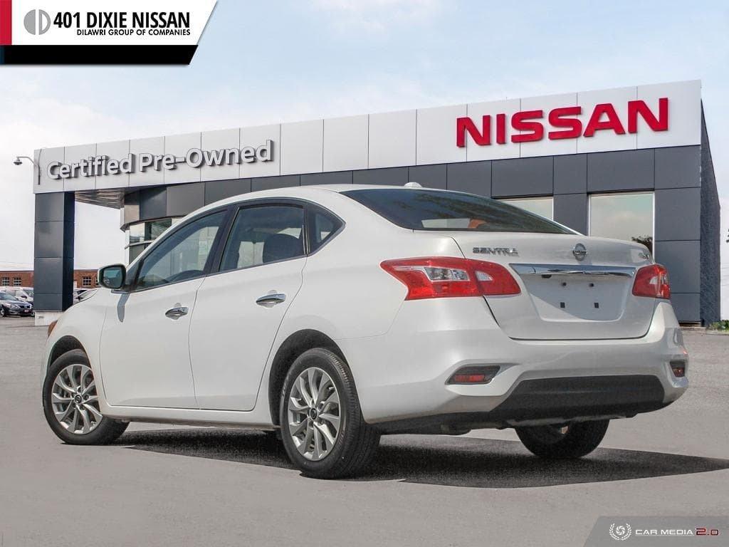 2016 Nissan Sentra 1.8 SV CVT in Mississauga, Ontario - 4 - w1024h768px