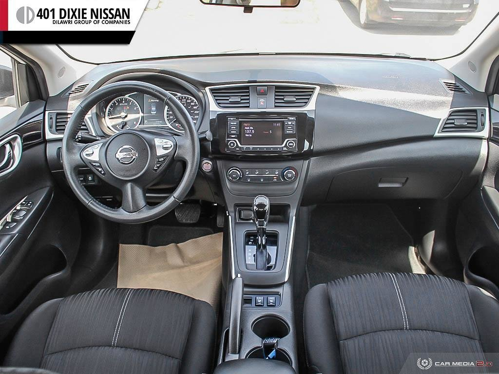 2016 Nissan Sentra 1.8 SV CVT in Mississauga, Ontario - 25 - w1024h768px