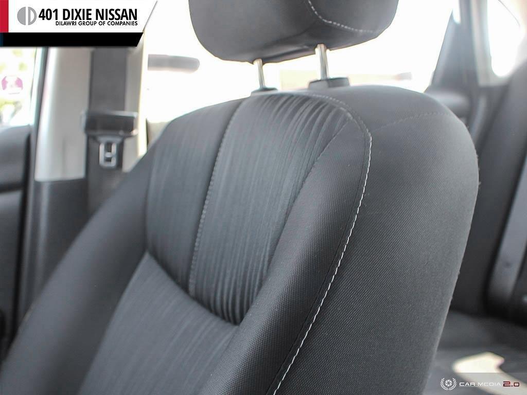 2016 Nissan Sentra 1.8 SV CVT in Mississauga, Ontario - 23 - w1024h768px