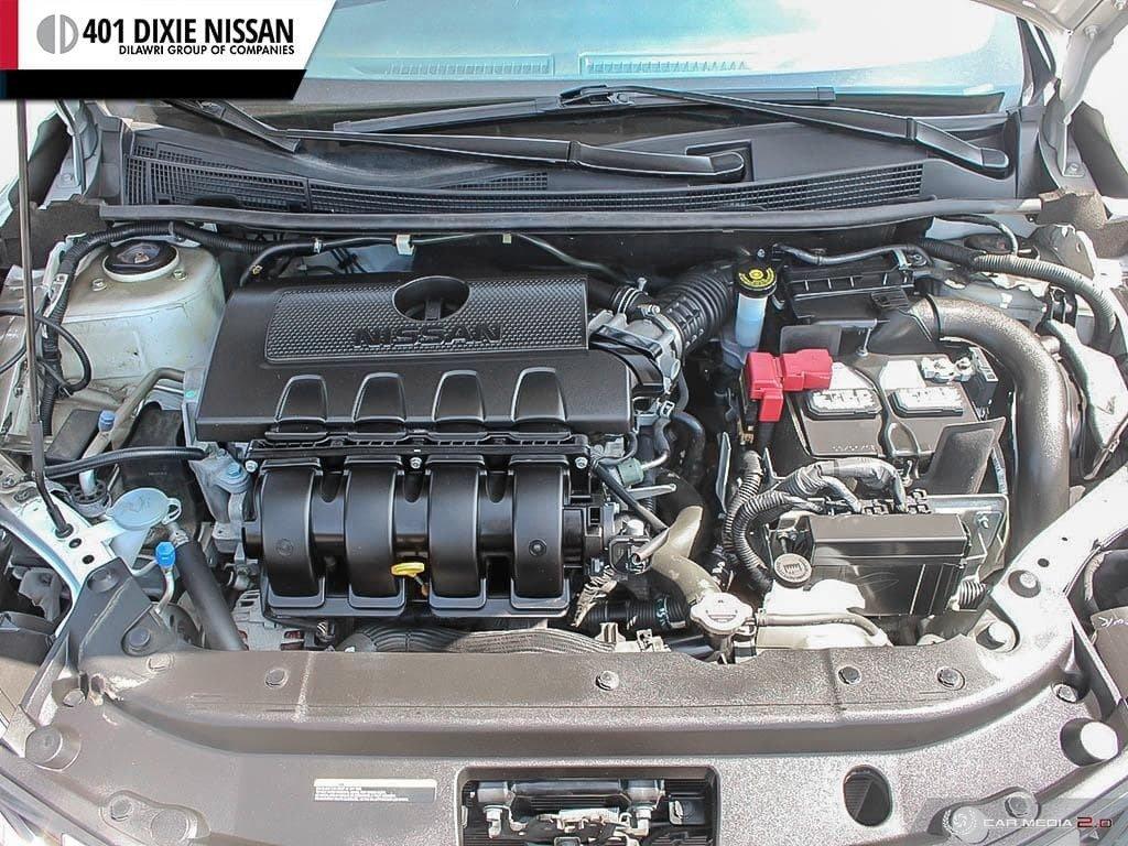 2016 Nissan Sentra 1.8 SV CVT in Mississauga, Ontario - 8 - w1024h768px