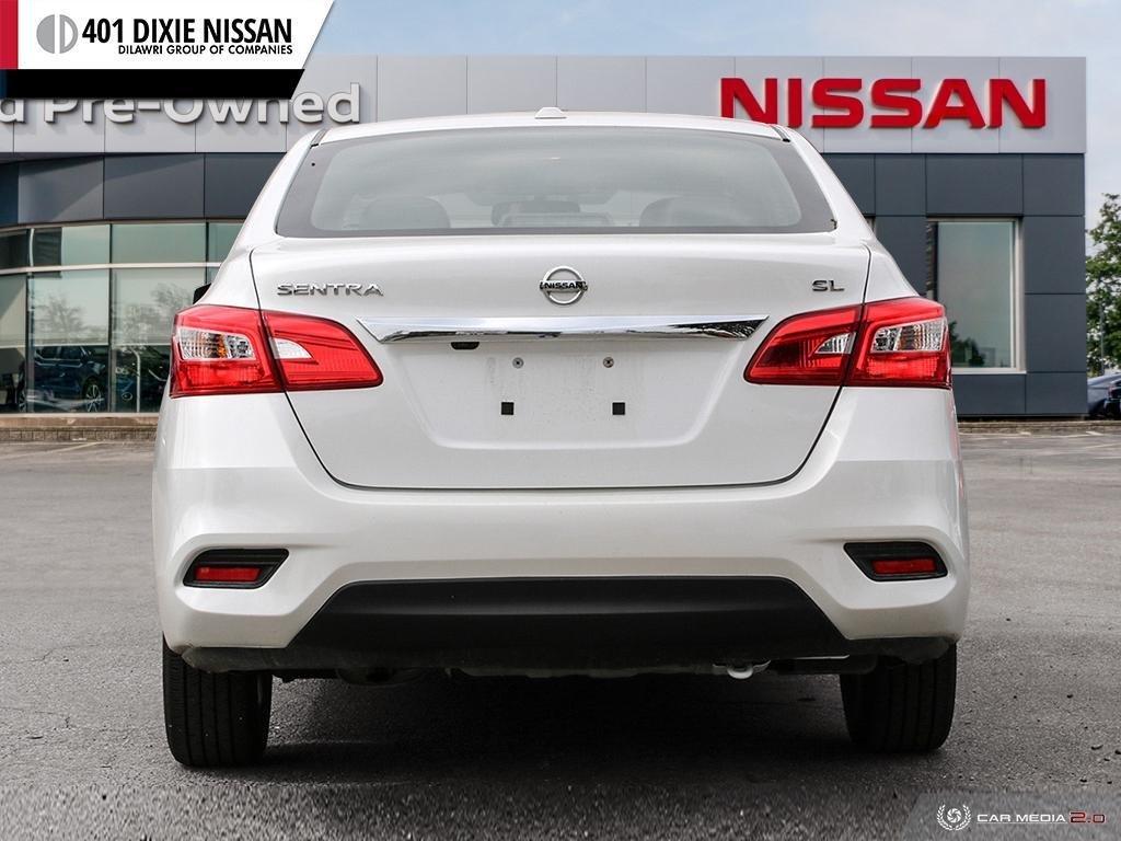 2016 Nissan Sentra 1.8 SL CVT in Mississauga, Ontario - 5 - w1024h768px