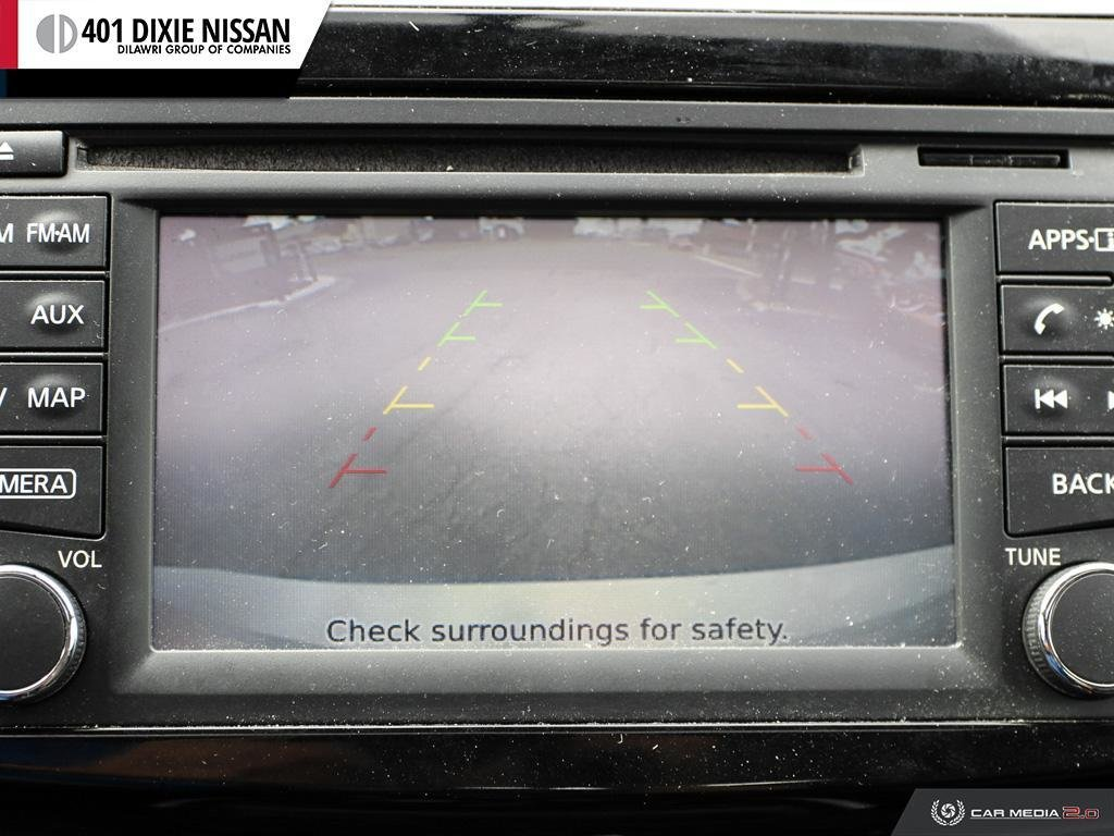 2016 Nissan Sentra 1.8 SL CVT in Mississauga, Ontario - 27 - w1024h768px