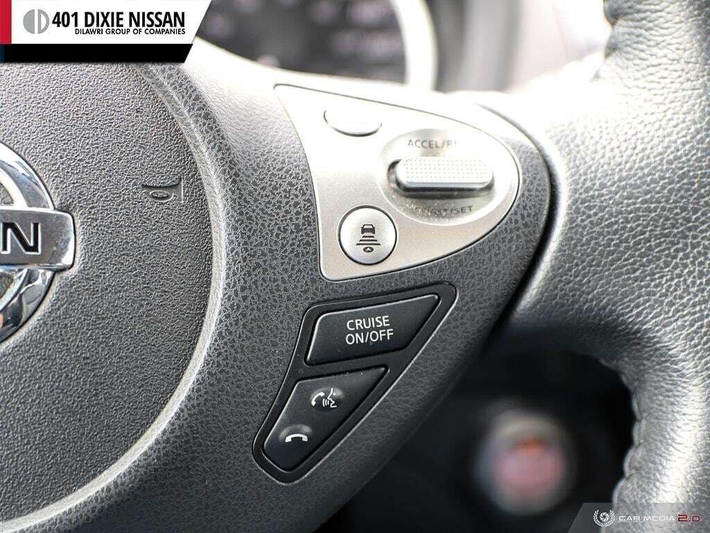 2016 Nissan Sentra 1.8 SL CVT in Mississauga, Ontario - 18 - w1024h768px