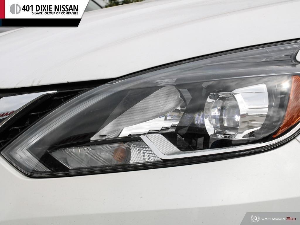 2016 Nissan Sentra 1.8 SL CVT in Mississauga, Ontario - 10 - w1024h768px