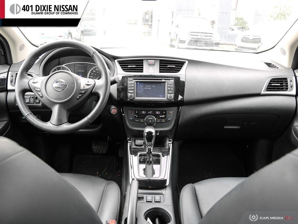 2016 Nissan Sentra 1.8 SL CVT in Mississauga, Ontario - 25 - w1024h768px