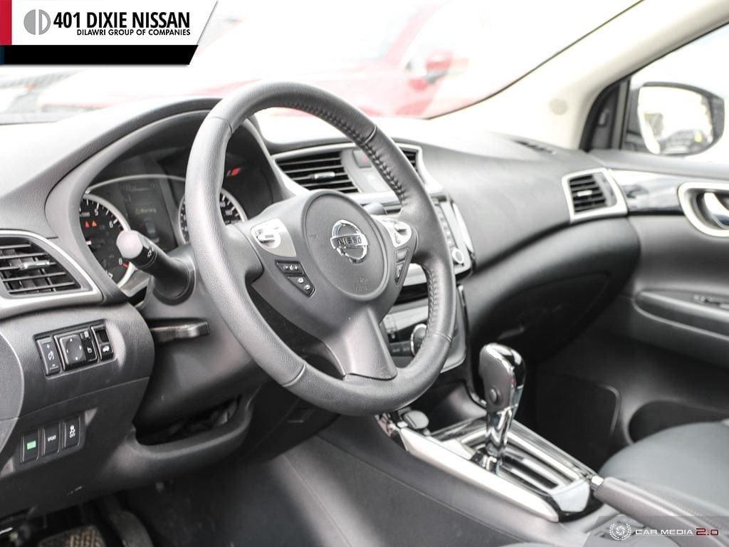 2016 Nissan Sentra 1.8 SL CVT in Mississauga, Ontario - 13 - w1024h768px