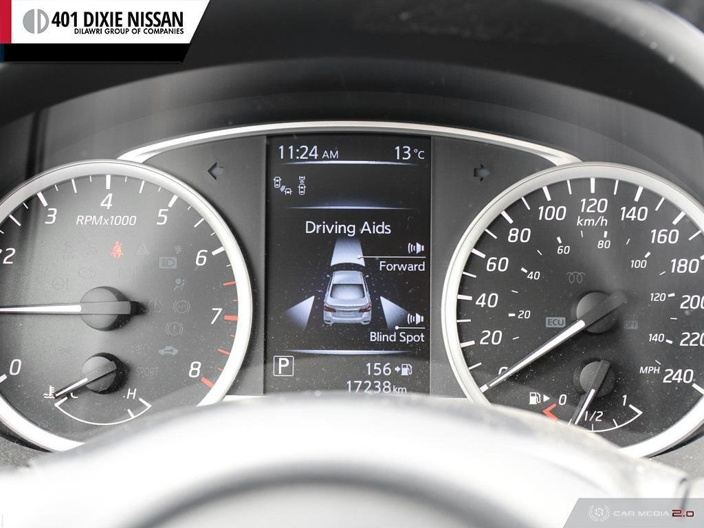 2016 Nissan Sentra 1.8 SL CVT in Mississauga, Ontario - 15 - w1024h768px