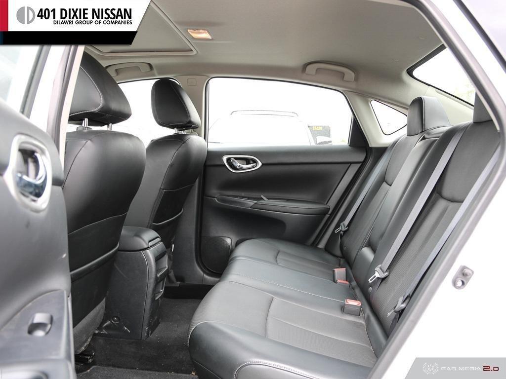 2016 Nissan Sentra 1.8 SL CVT in Mississauga, Ontario - 24 - w1024h768px