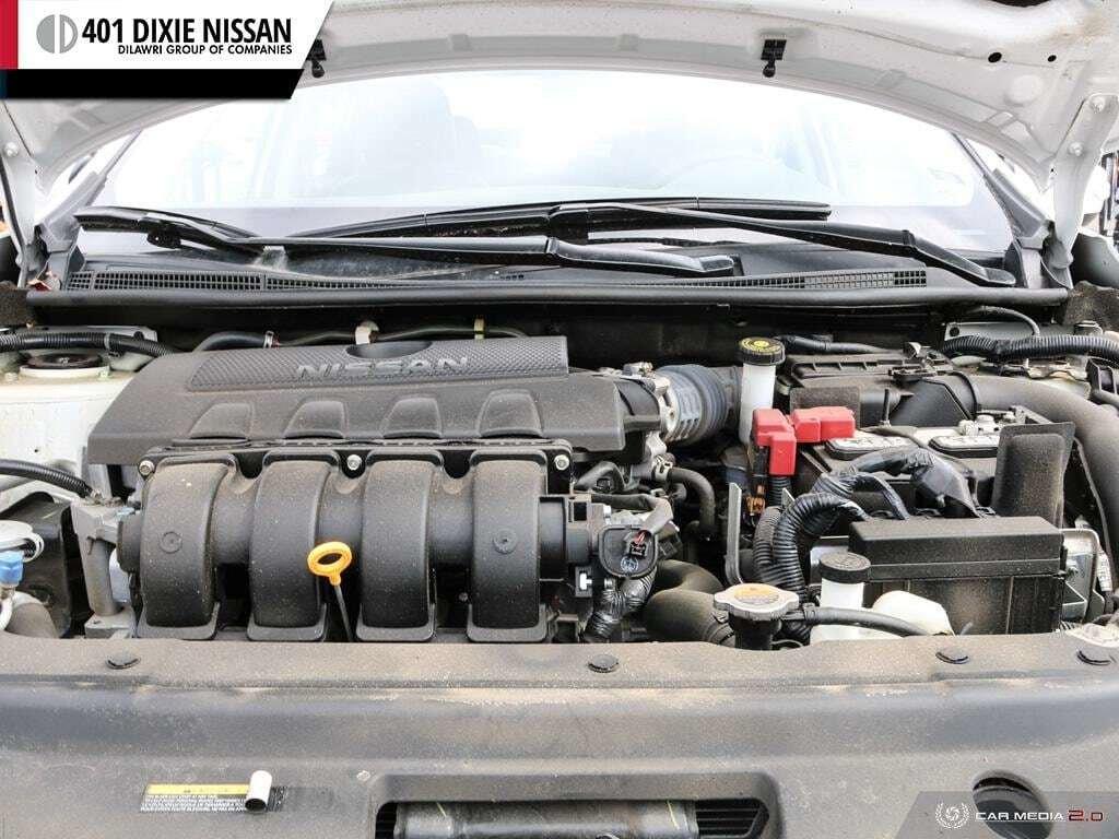 2016 Nissan Sentra 1.8 SL CVT in Mississauga, Ontario - 8 - w1024h768px