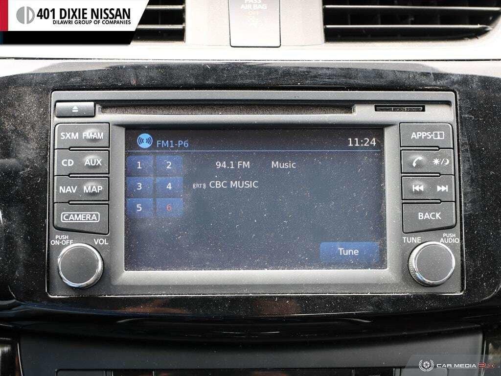 2016 Nissan Sentra 1.8 SL CVT in Mississauga, Ontario - 21 - w1024h768px
