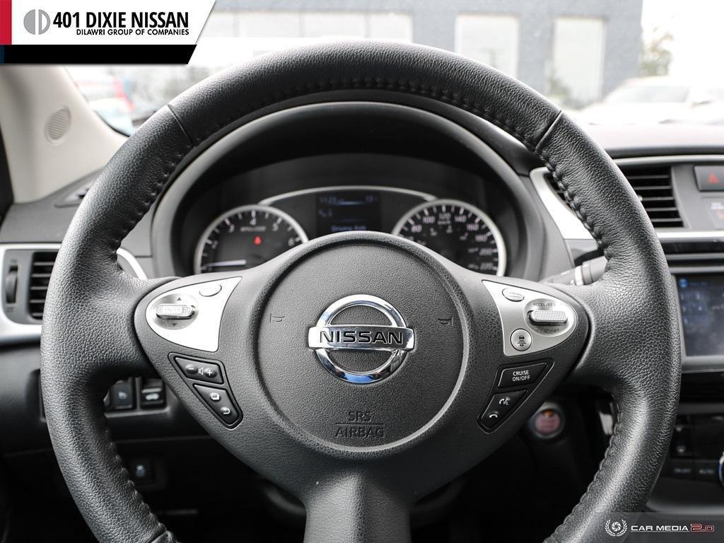 2016 Nissan Sentra 1.8 SL CVT in Mississauga, Ontario - 14 - w1024h768px