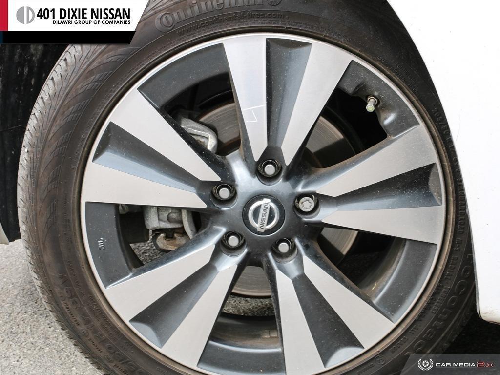 2016 Nissan Sentra 1.8 SL CVT in Mississauga, Ontario - 6 - w1024h768px