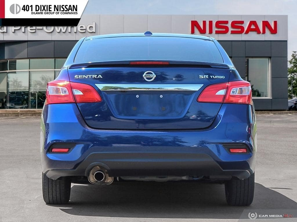 2017 Nissan Sentra 1.6 SR Turbo MCVT in Mississauga, Ontario - 5 - w1024h768px