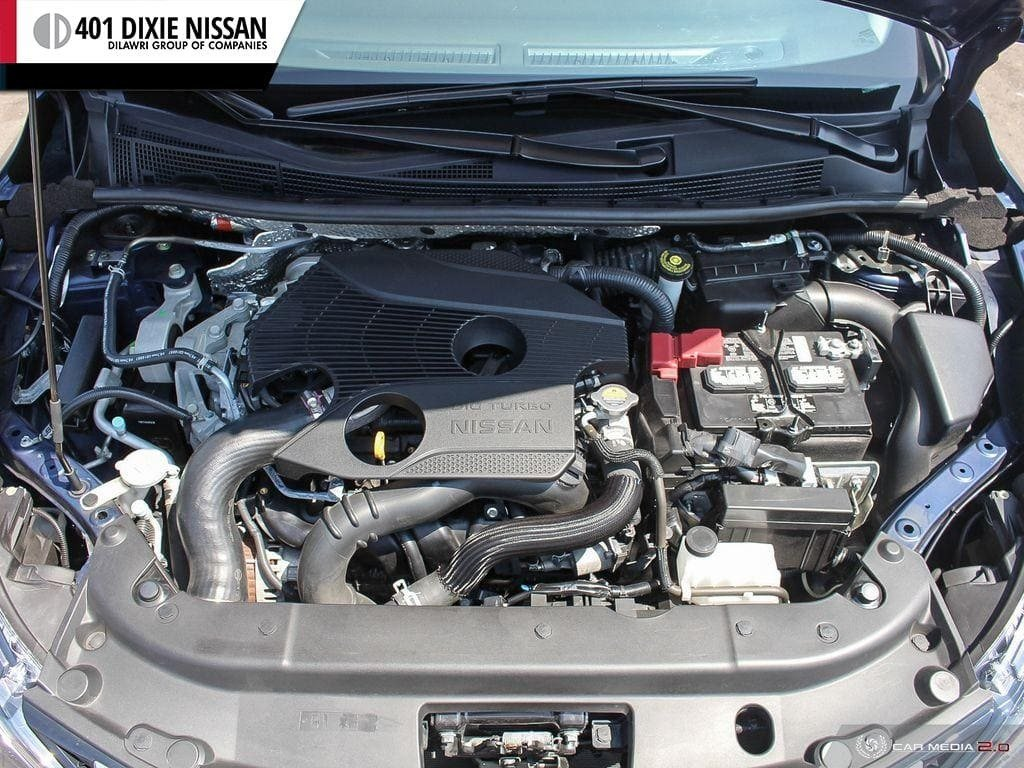 2017 Nissan Sentra 1.6 SR Turbo MCVT in Mississauga, Ontario - 8 - w1024h768px