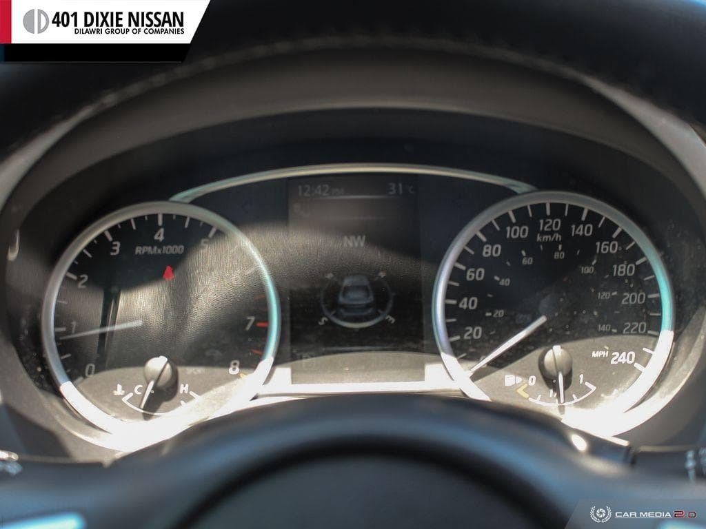 2017 Nissan Sentra 1.6 SR Turbo MCVT in Mississauga, Ontario - 15 - w1024h768px