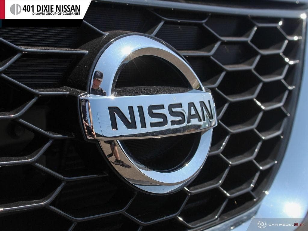 2017 Nissan Sentra 1.6 SR Turbo MCVT in Mississauga, Ontario - 9 - w1024h768px