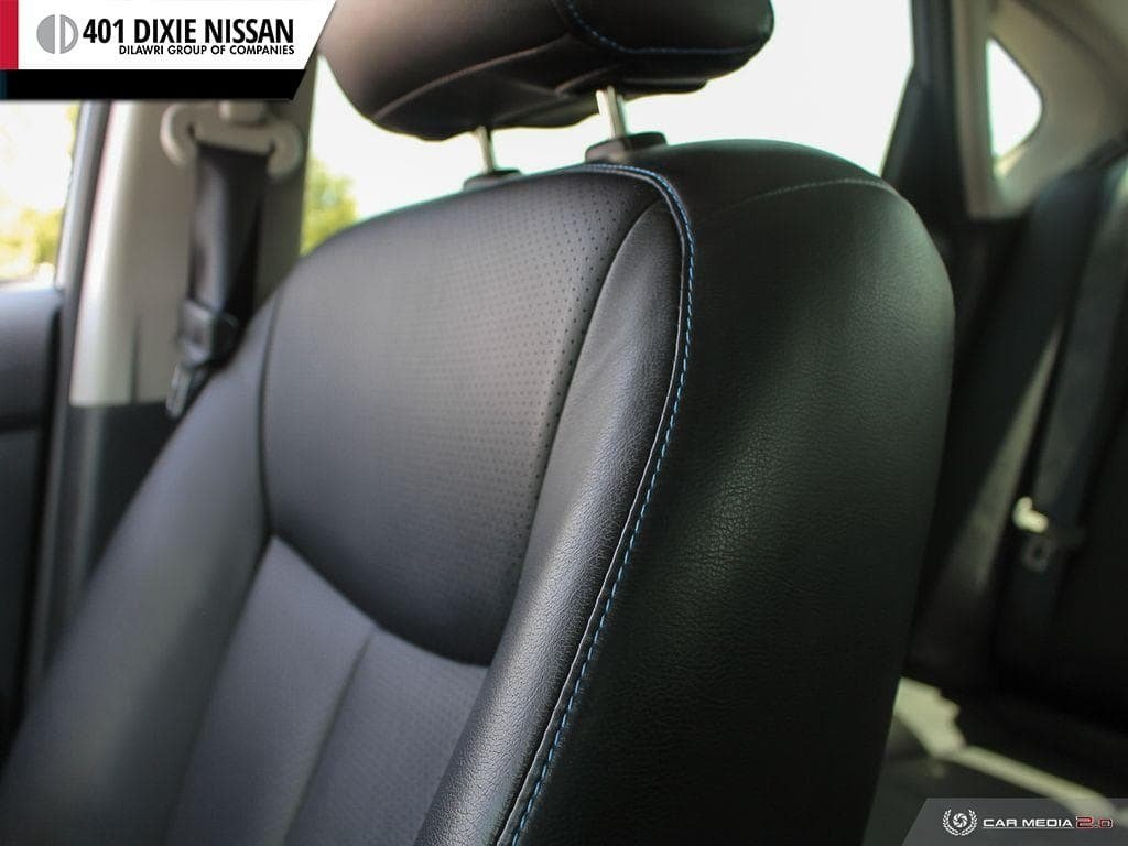 2017 Nissan Sentra 1.6 SR Turbo MCVT in Mississauga, Ontario - 22 - w1024h768px