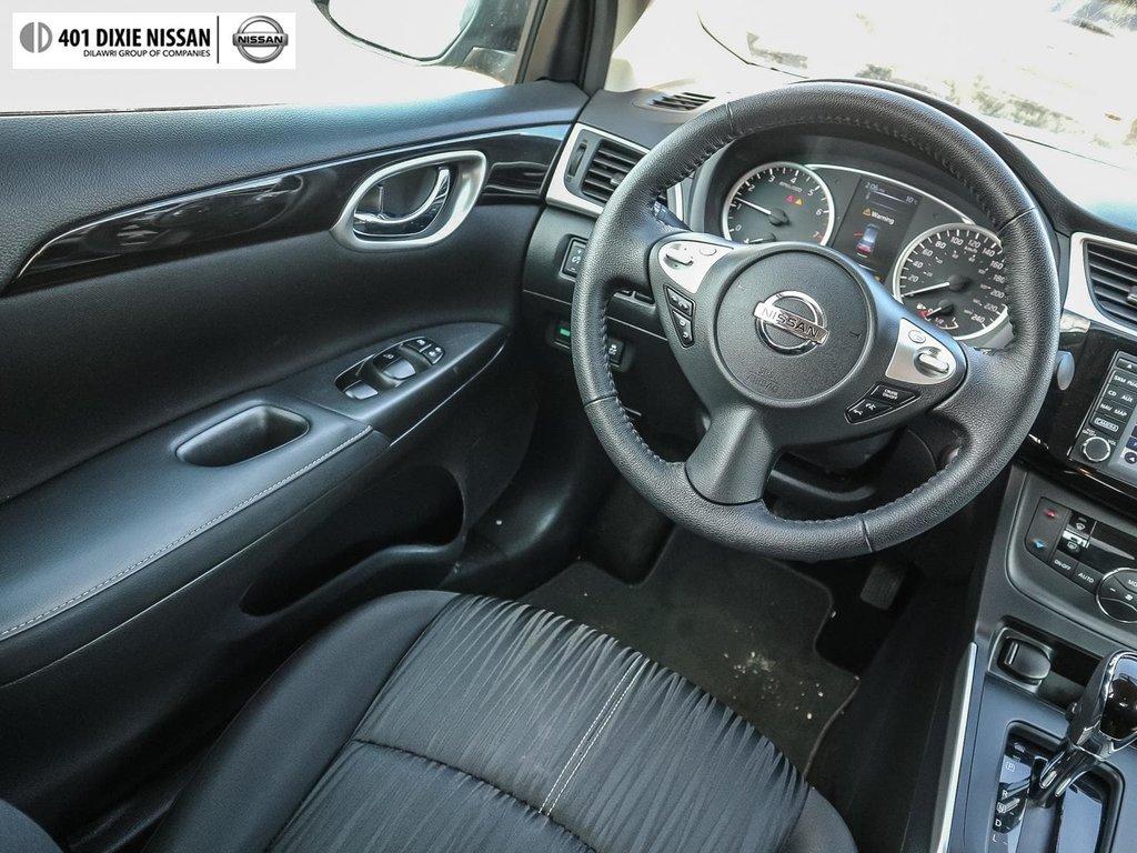 2018 Nissan Sentra 1.8 SV CVT in Mississauga, Ontario - 14 - w1024h768px