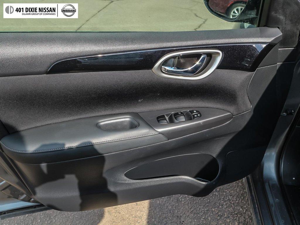 2018 Nissan Sentra 1.8 SV CVT in Mississauga, Ontario - 37 - w1024h768px