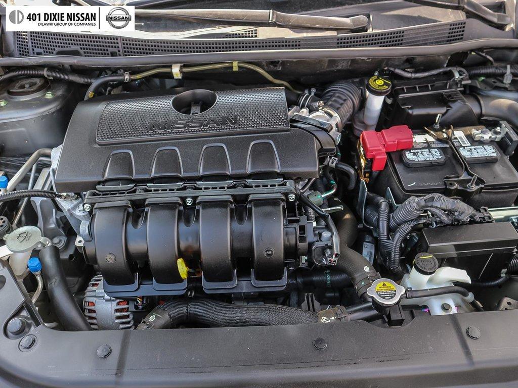 2018 Nissan Sentra 1.8 SV CVT in Mississauga, Ontario - 24 - w1024h768px