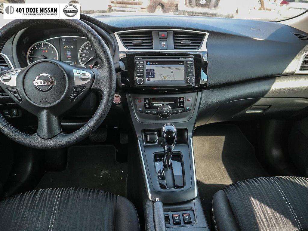 2018 Nissan Sentra 1.8 SV CVT in Mississauga, Ontario - 42 - w1024h768px