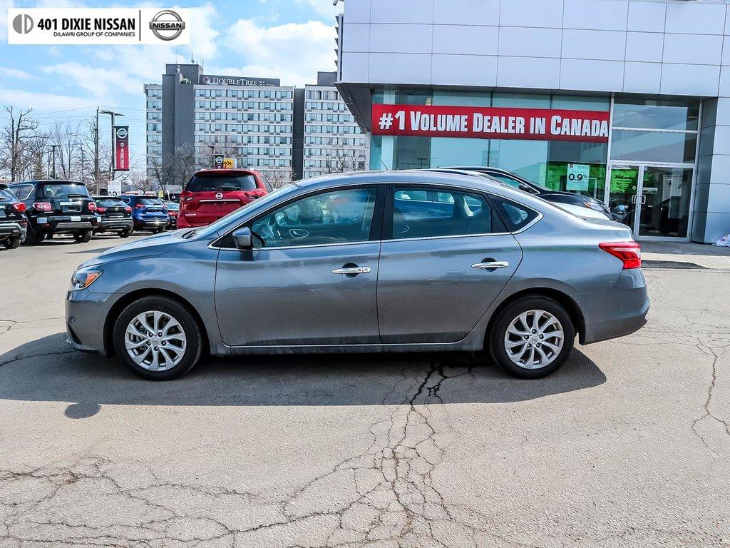 2018 Nissan Sentra 1.8 SV CVT in Mississauga, Ontario - 36 - w1024h768px