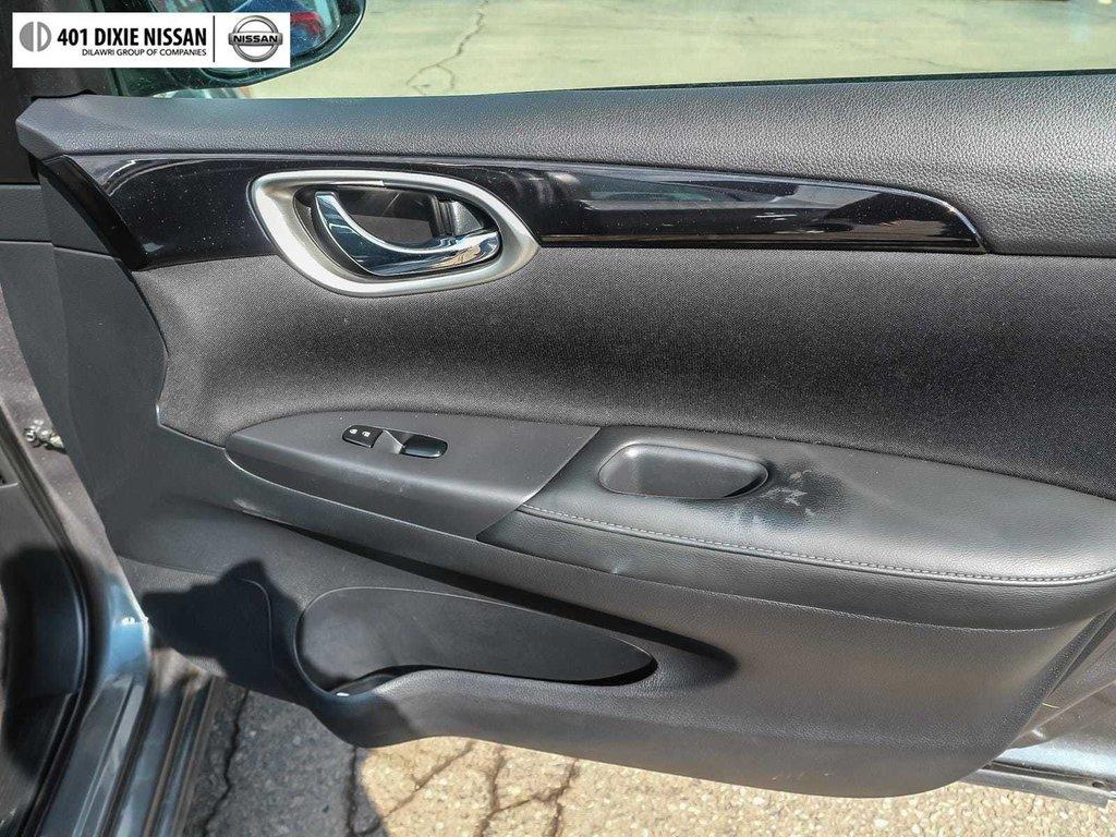 2018 Nissan Sentra 1.8 SV CVT in Mississauga, Ontario - 18 - w1024h768px