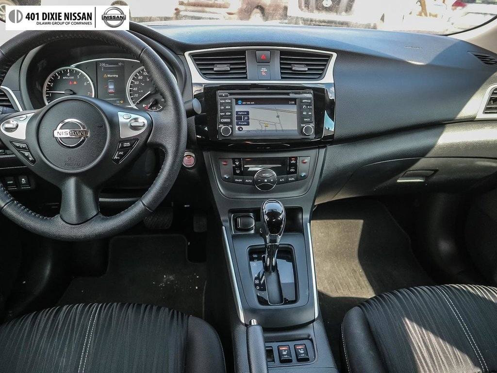 2018 Nissan Sentra 1.8 SV CVT in Mississauga, Ontario - 13 - w1024h768px
