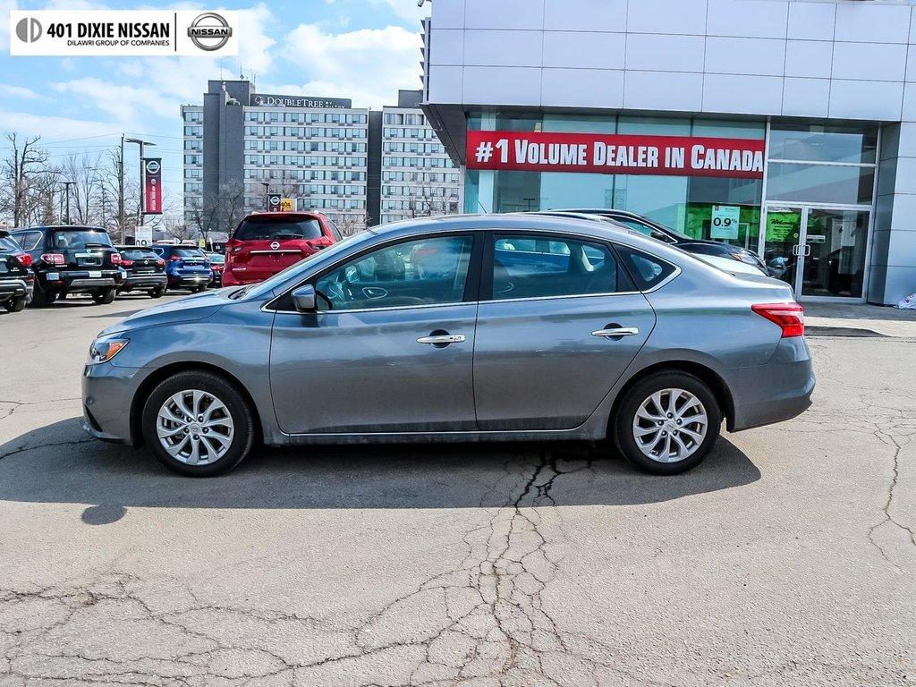 2018 Nissan Sentra 1.8 SV CVT in Mississauga, Ontario - 8 - w1024h768px