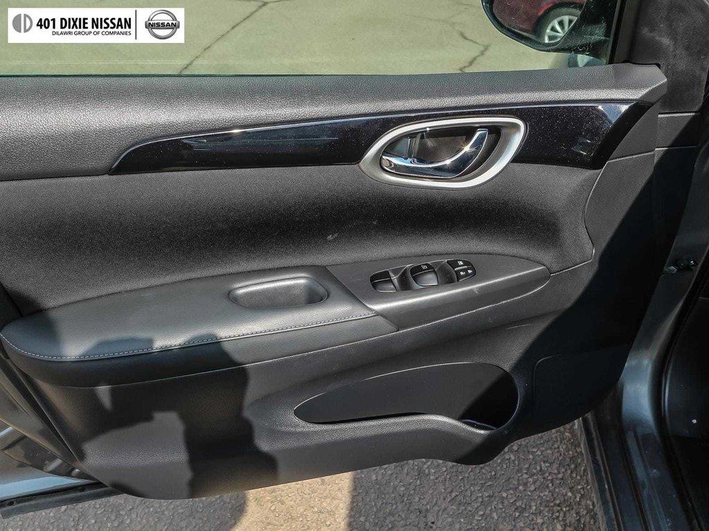 2018 Nissan Sentra 1.8 SV CVT in Mississauga, Ontario - 9 - w1024h768px
