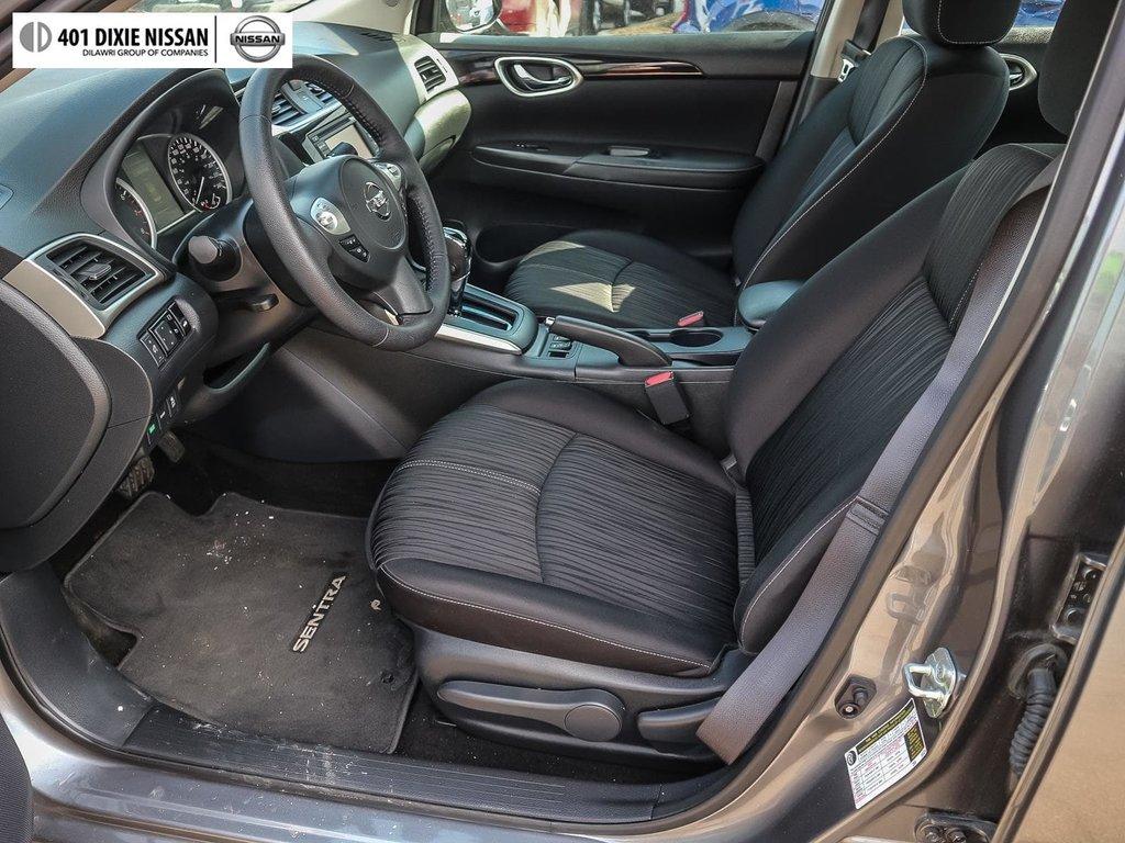 2018 Nissan Sentra 1.8 SV CVT in Mississauga, Ontario - 12 - w1024h768px