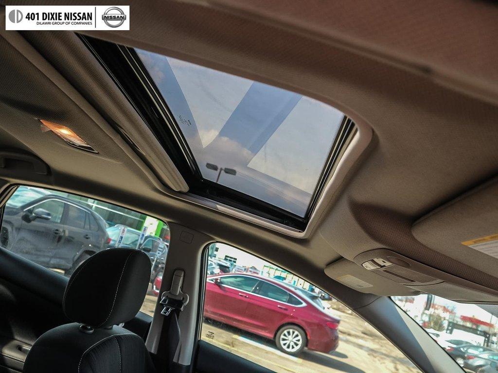 2018 Nissan Sentra 1.8 SV CVT in Mississauga, Ontario - 19 - w1024h768px