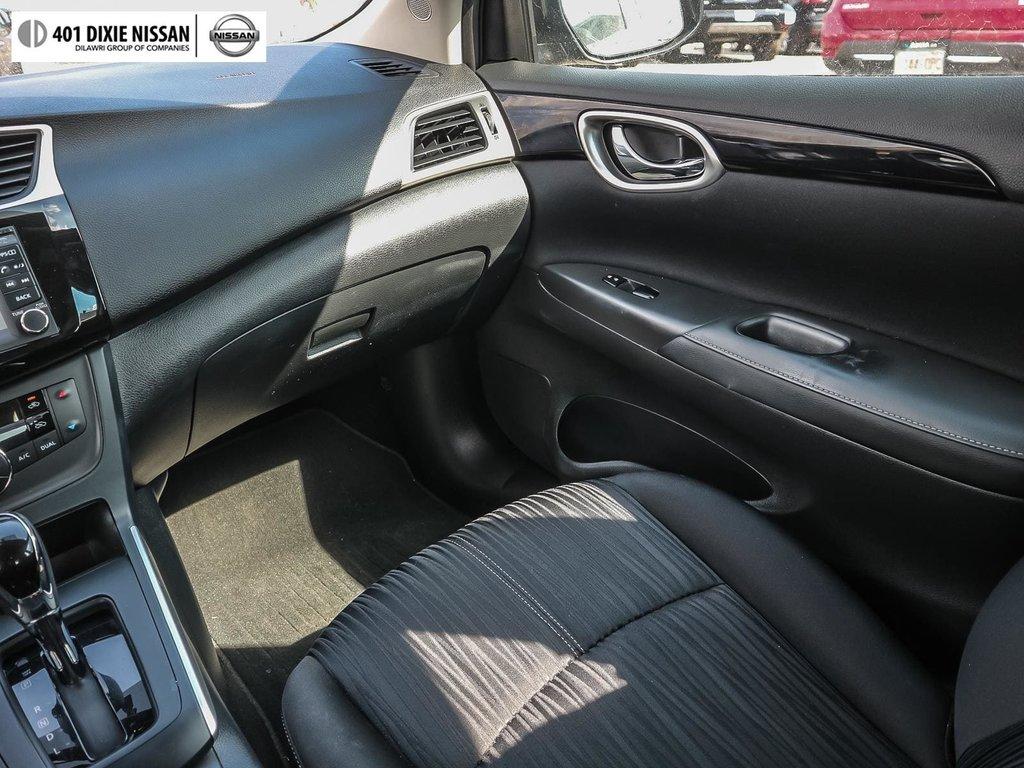 2018 Nissan Sentra 1.8 SV CVT in Mississauga, Ontario - 15 - w1024h768px