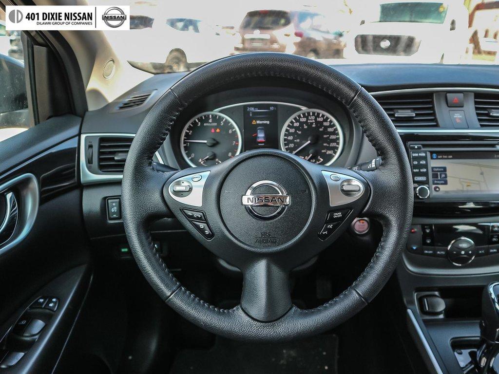 2018 Nissan Sentra 1.8 SV CVT in Mississauga, Ontario - 40 - w1024h768px