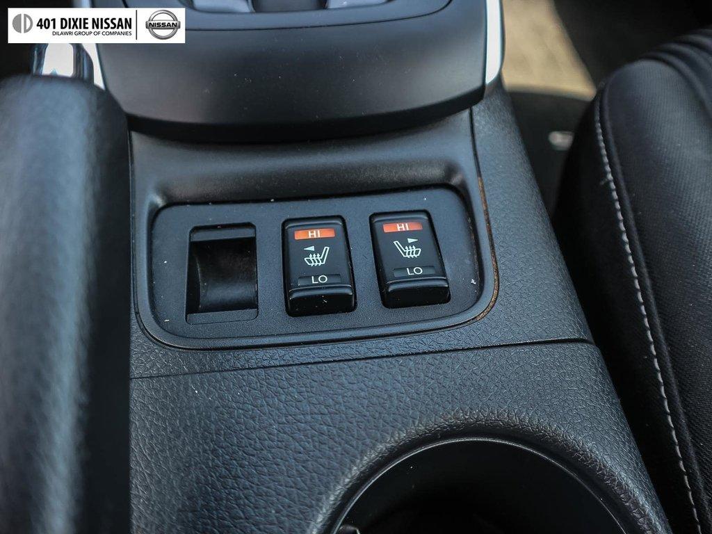 2018 Nissan Sentra 1.8 SV CVT in Mississauga, Ontario - 16 - w1024h768px