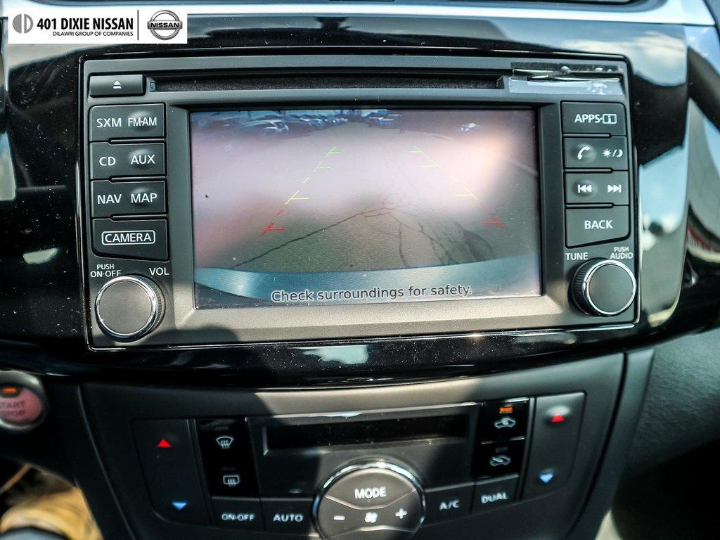 2018 Nissan Sentra 1.8 SV CVT in Mississauga, Ontario - 28 - w1024h768px