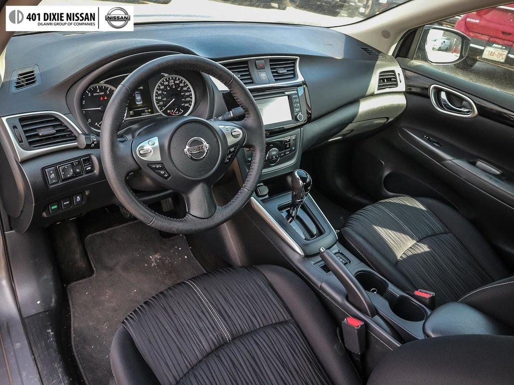 2018 Nissan Sentra 1.8 SV CVT in Mississauga, Ontario - 10 - w1024h768px