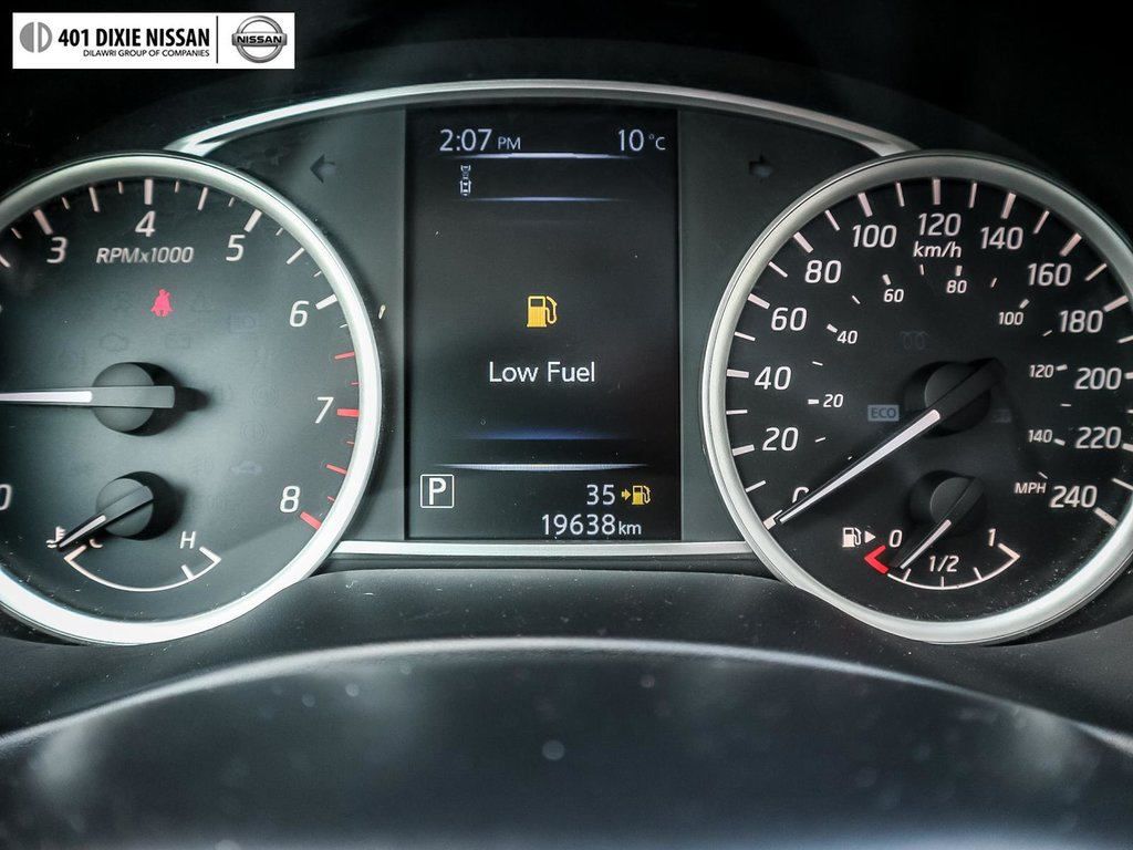 2018 Nissan Sentra 1.8 SV CVT in Mississauga, Ontario - 27 - w1024h768px