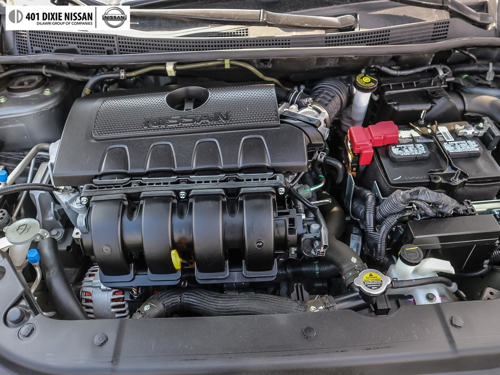 2018 Nissan Sentra 1.8 SV CVT in Mississauga, Ontario - 51 - w1024h768px