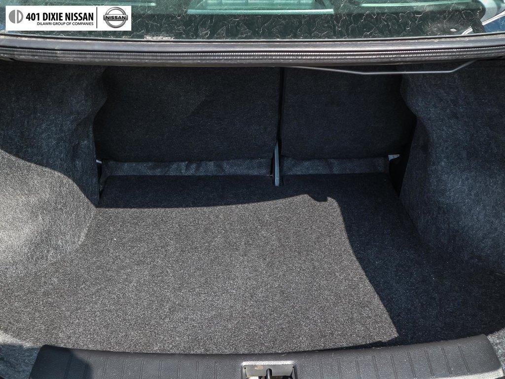 2018 Nissan Sentra 1.8 SV CVT in Mississauga, Ontario - 50 - w1024h768px