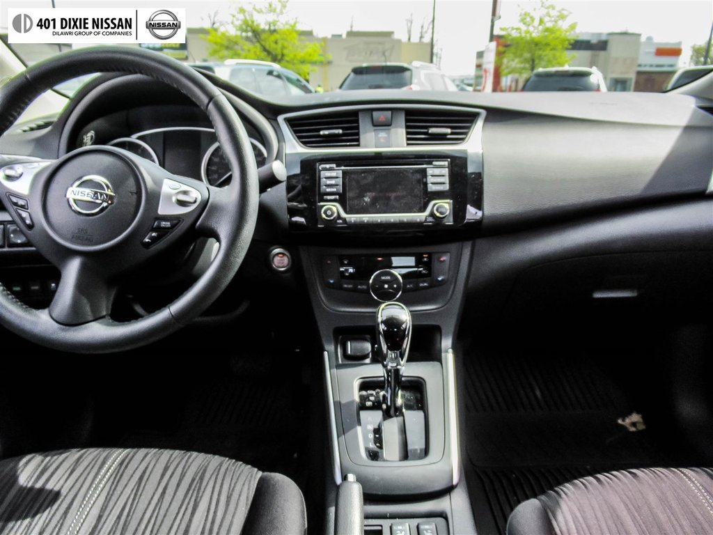 2018 Nissan Sentra 1.8 SV CVT in Mississauga, Ontario - 19 - w1024h768px