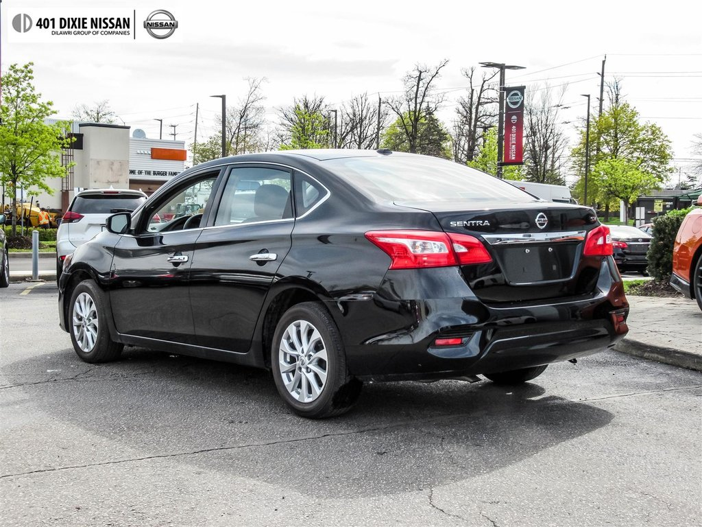 2018 Nissan Sentra 1.8 SV CVT in Mississauga, Ontario - 11 - w1024h768px