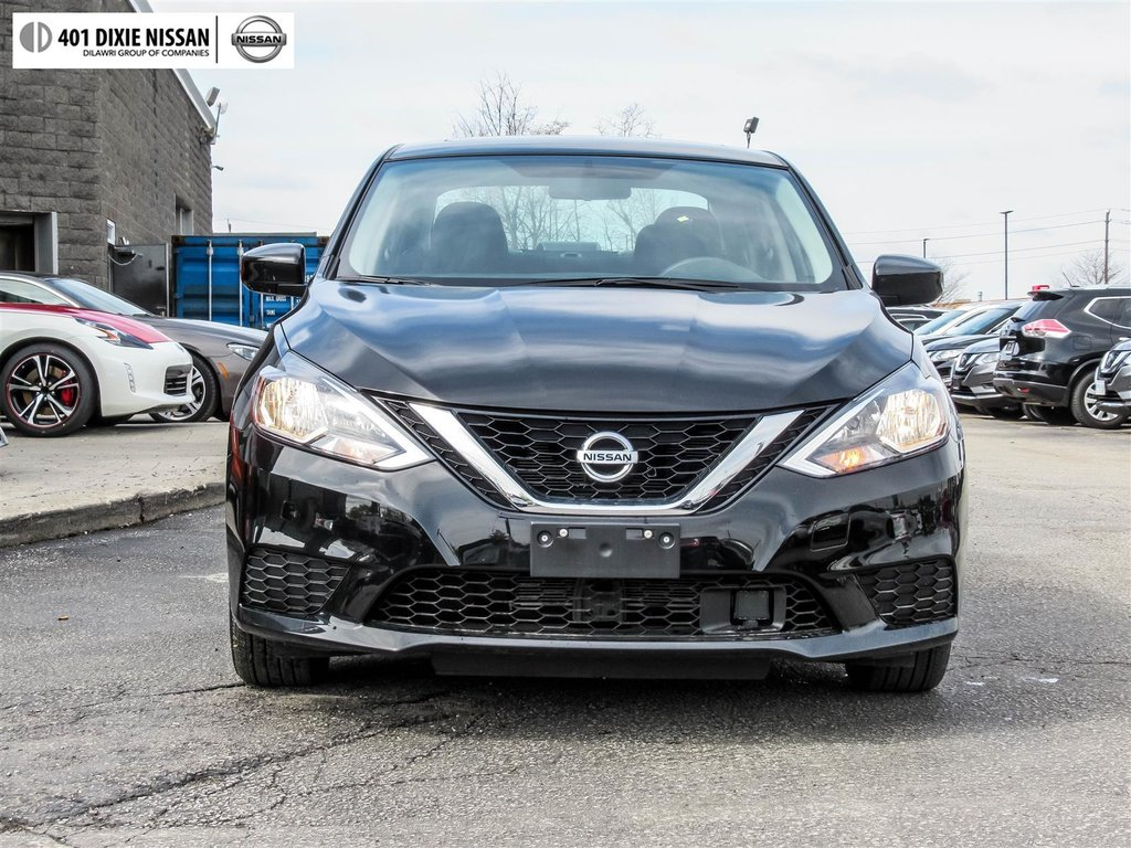 2018 Nissan Sentra 1.8 SV CVT in Mississauga, Ontario - 7 - w1024h768px