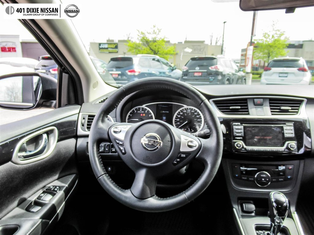 2018 Nissan Sentra 1.8 SV CVT in Mississauga, Ontario - 18 - w1024h768px