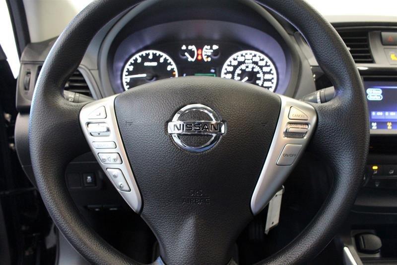 2019 Nissan Sentra 1.8 S 6sp in Regina, Saskatchewan - 6 - w1024h768px