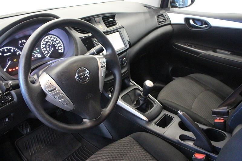 2019 Nissan Sentra 1.8 S 6sp in Regina, Saskatchewan - 9 - w1024h768px