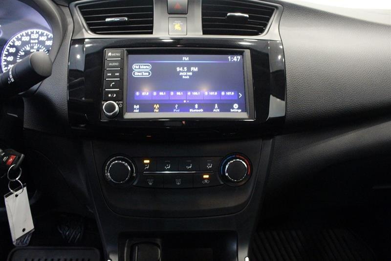 2019 Nissan Sentra 1.8 S 6sp in Regina, Saskatchewan - 7 - w1024h768px