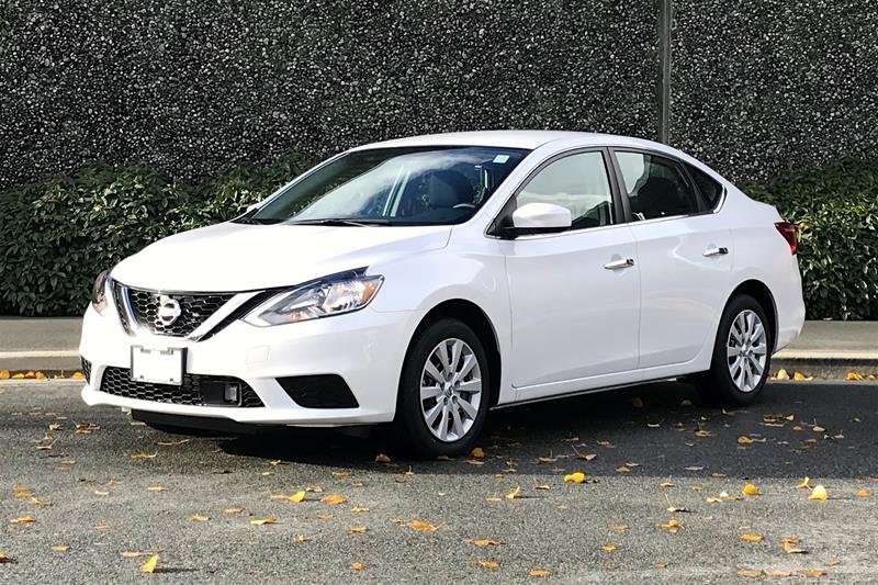 2019 Nissan Sentra 1.8 S CVT in North Vancouver, British Columbia - 1 - w1024h768px